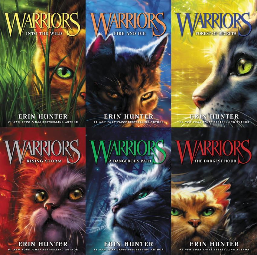 Warriors Dawn Erin Hunter: Chronique Livre – La Guerre Des Clans : Cycle I