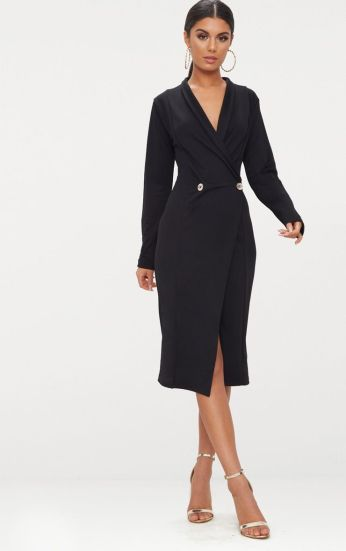 Robe Blazer de chez Pretty Little Things