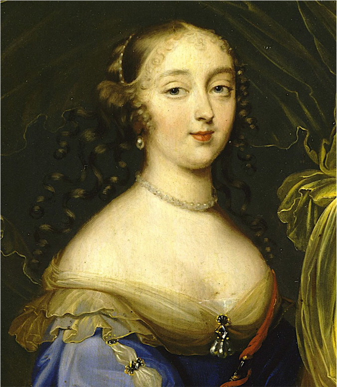 La marquise de Montespan