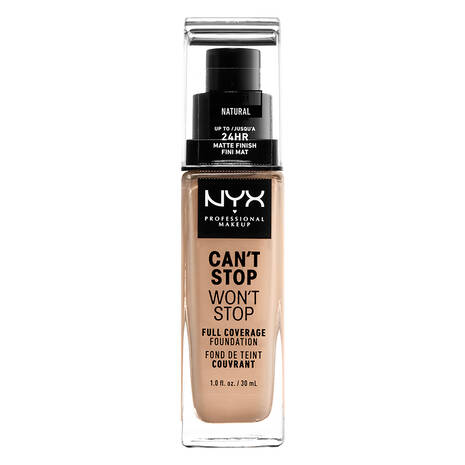 Nyx - CAN'T STOP WON'T STOP