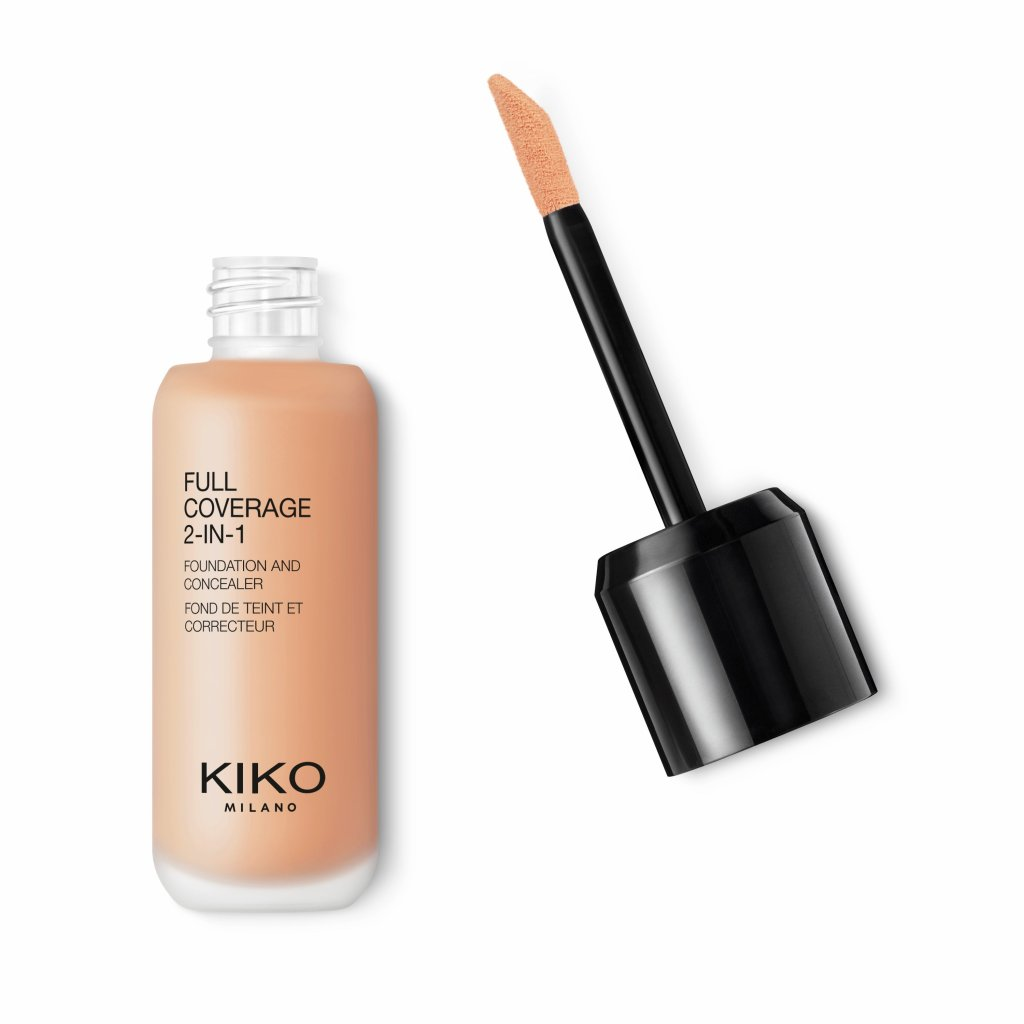 Full Coverage 2-In-1 Foundation & Concealer