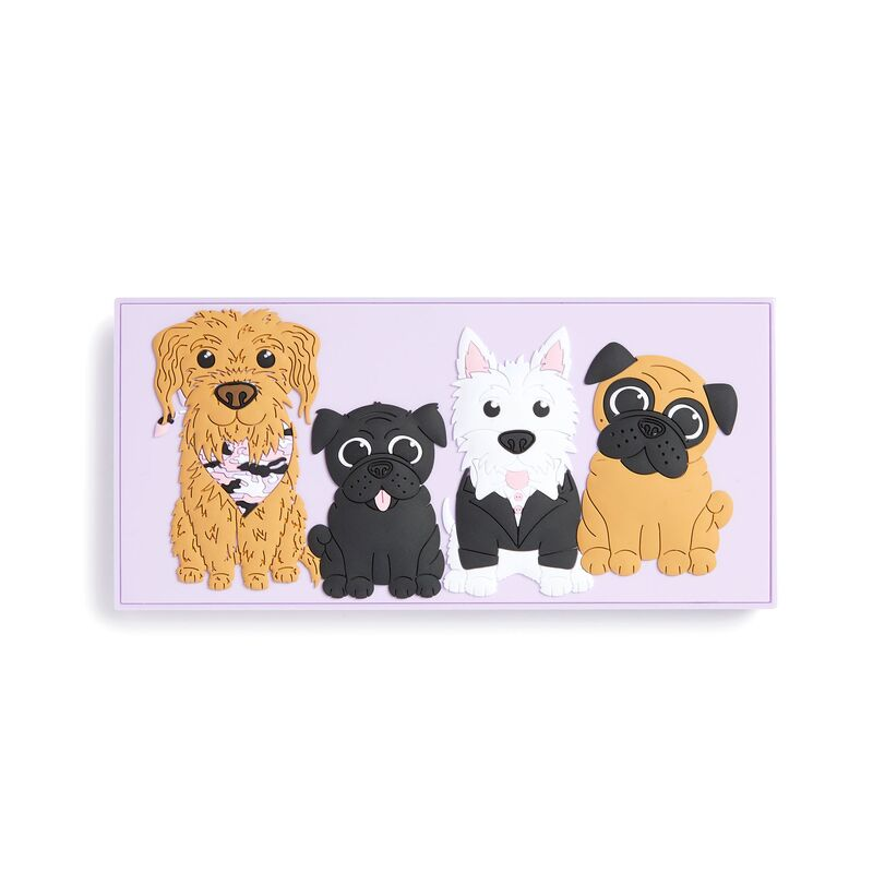 I Heart Revolution Revo-Pooches Eyeshadow Palette
