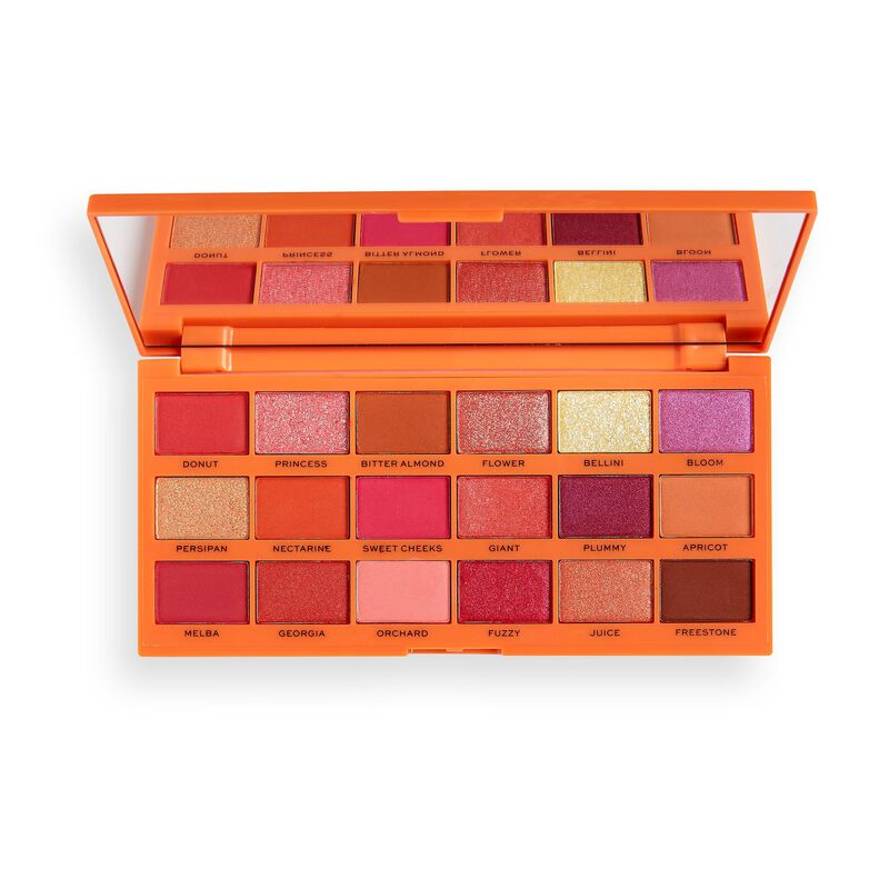 I Heart Revolution Tasty Peach Eyeshadow Palette
