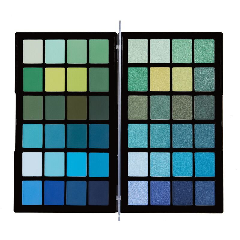 colour book eyeshadow palette cb05