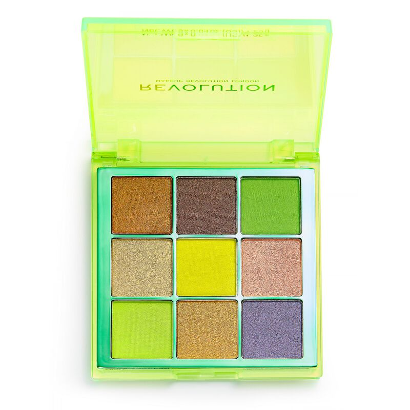 Makeup Revolution Viva Neon Eyeshadow Palette Up All Night