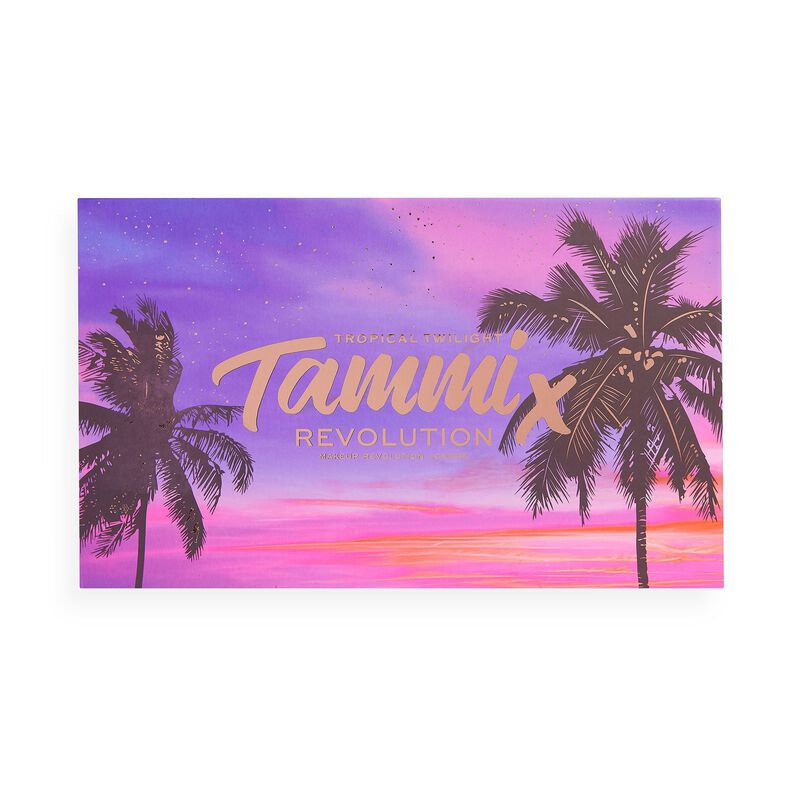Makeup Revolution X Tammi Tropical