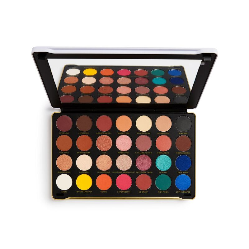 revolution x patricia bright rich in life eyeshadow-palette