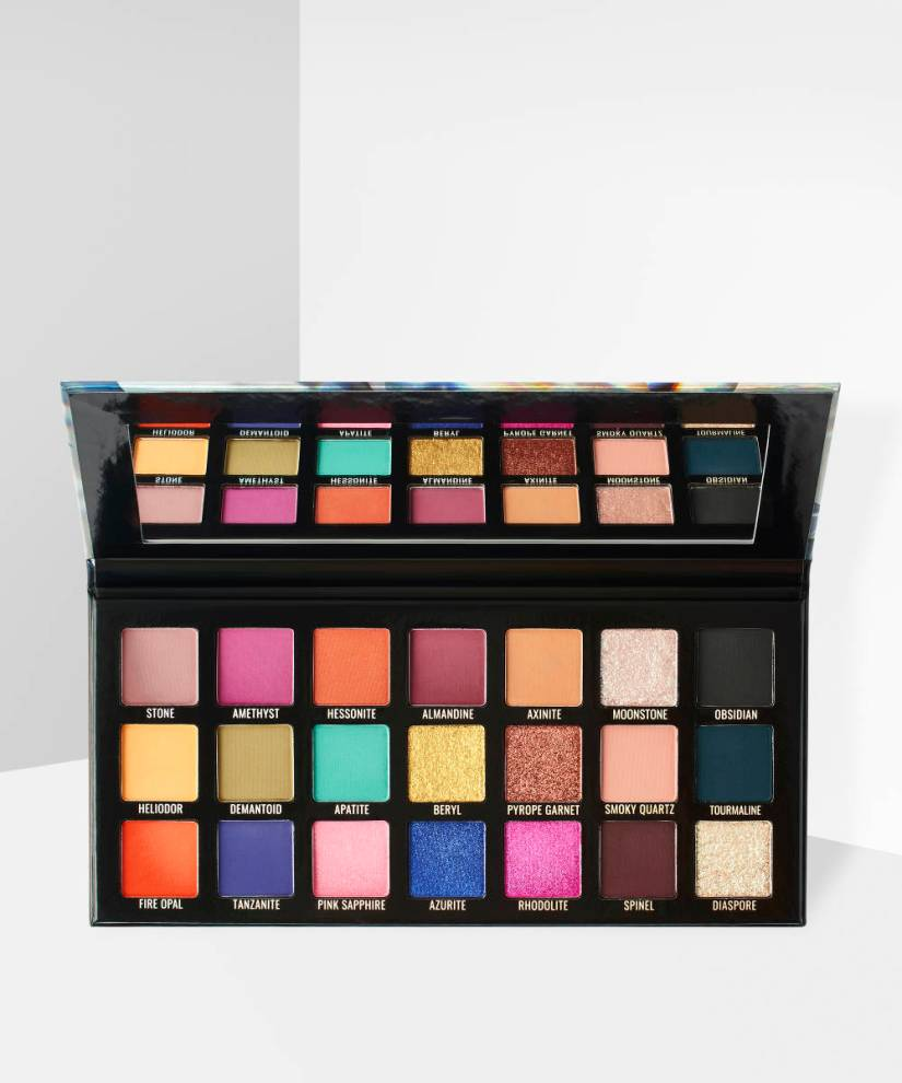 THE JEWEL TONED PALETTE